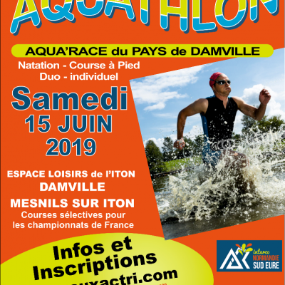 Aqua'Race de Damville