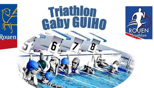Triathlon jeune de Rouen