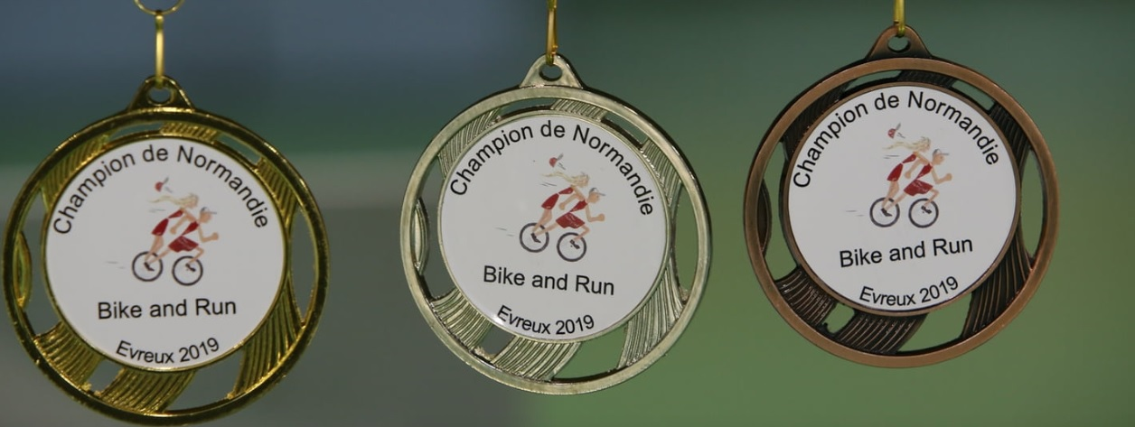 Championnat de Normandie de Bike & Run 2019