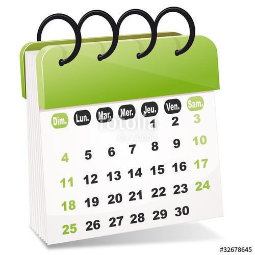 Etat du calendrier des épreuves normandes