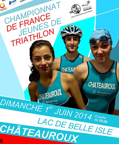 France jeune tri 2014