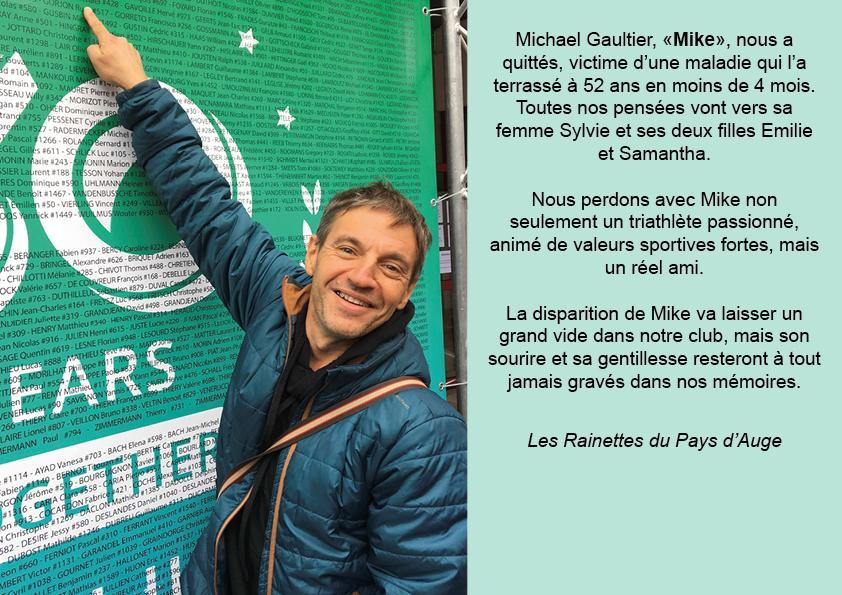 Michael Gaultier - Les Rainettes du pays d'Auge