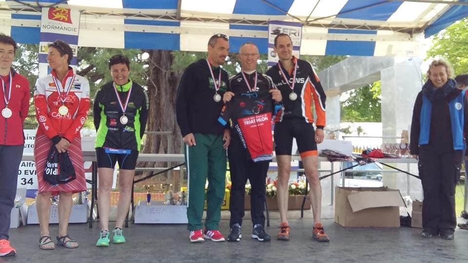 Triathlon de la vallée de l'Iton