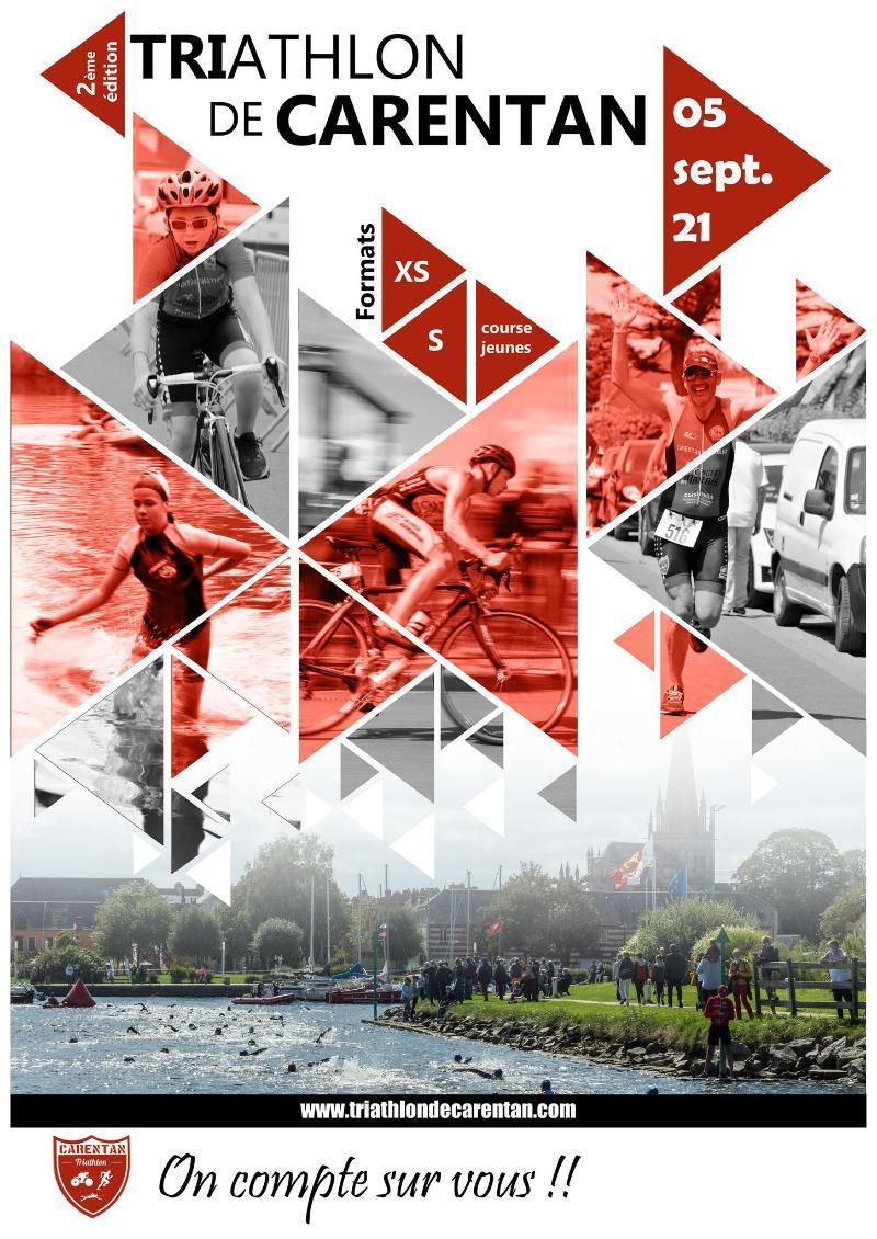 Triathlon de Carentan